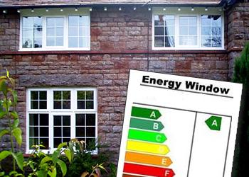 Energy efficient windows bristol somerset mendip for Window energy efficiency ratings