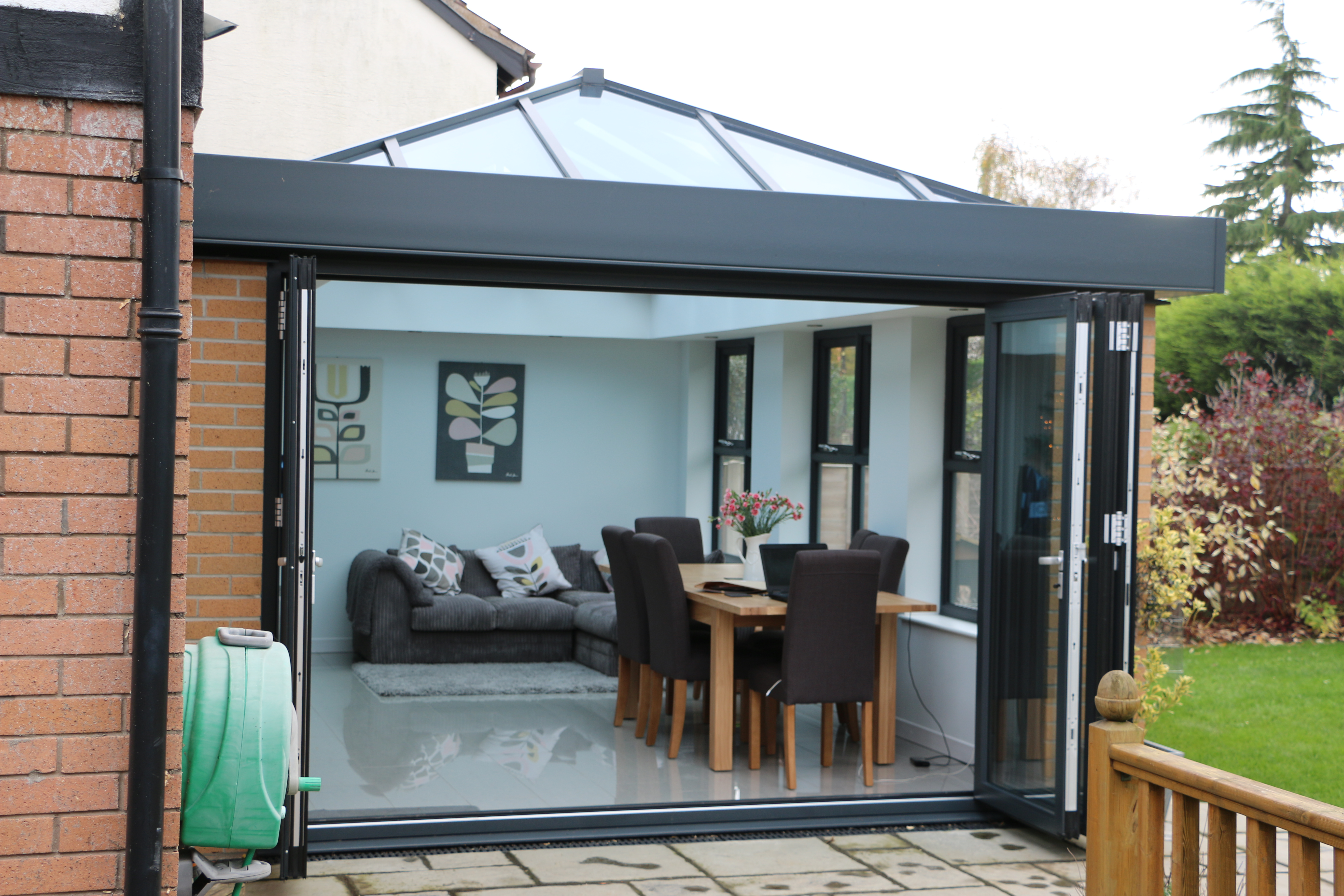 Skyroom Conservatory Nailsea Exterior