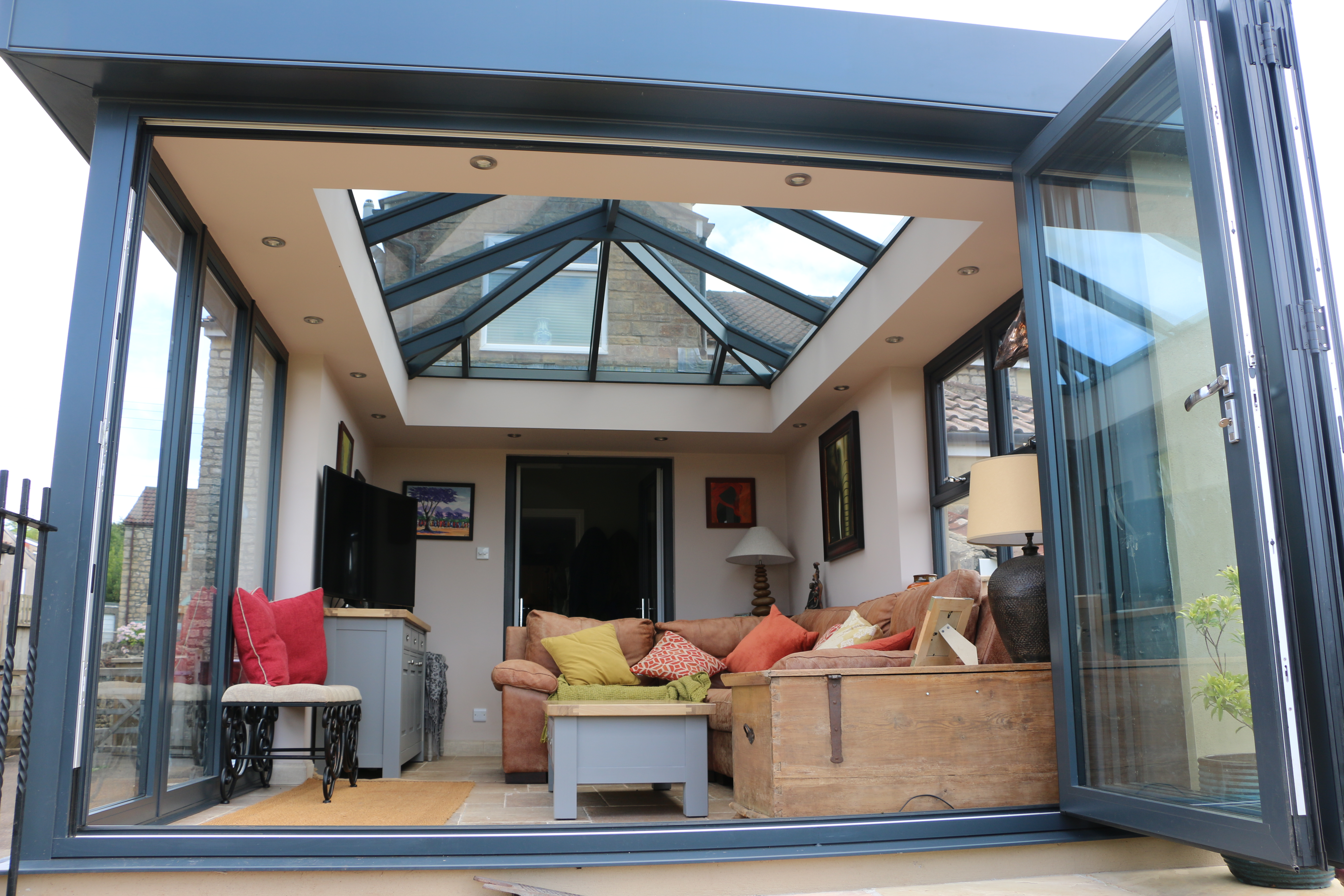 Skyroom Conservatory External